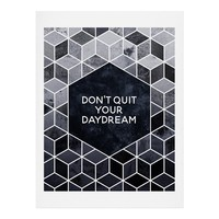 Elisabeth Fredriksson Dont Quit Your Daydream Art Print