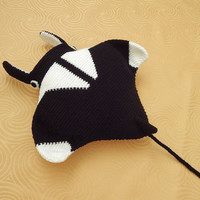 Amigurumi Crochet Pattern - Manta Ray  Pattern No.13