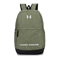 Under Armour Fashion Canvas Shoulder Bag Travel Bag School Laptop Backpack