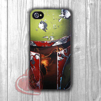 boba fett han solo inside -edd for iPhone 4/4S/5/5S/5C/6/ 6+,samsung S3/S4/S5,samsung note 3/4