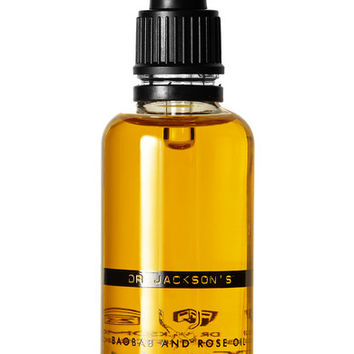 Dr. Jackson's - Baobab and Rose Oil, 50ml