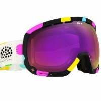 Spy Optic Marshall Goggles (Spy + Les Ettes, Pink with Pink Spectra)