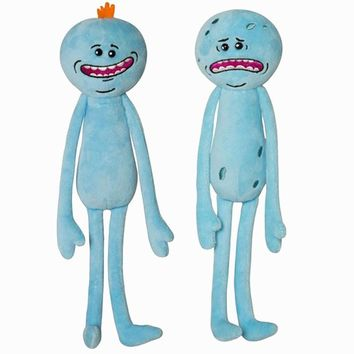 Rick and Morty Happy Sad Meeseeks Stuffed Plush Toys Dolls For Kids Gift