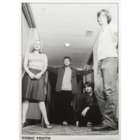 Sonic Youth Import Poster
