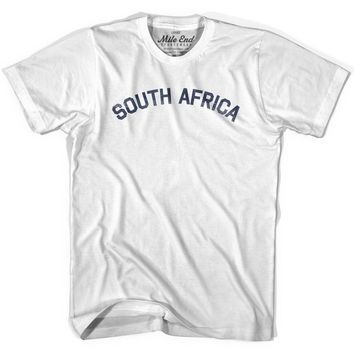 South Africa City Vintage T-shirt