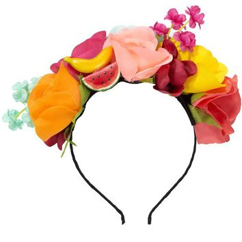 Tropical Fiesta Floral Headband