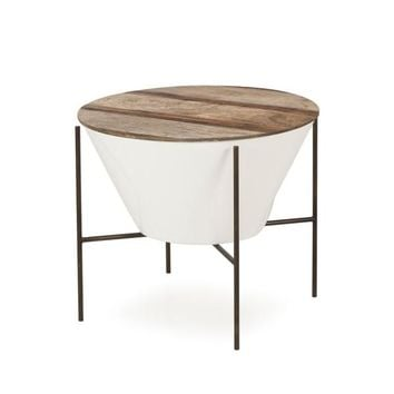 "ANICA SIDE TABLE - 24"" FILTER"