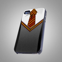 Harry Potter - Hogwart Uniform - KCB 024 - Design on Hard Cover - iPhone 4 / 4S Case, iPhone 5 Case ( Black /  White / Clear )