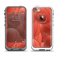 The Basketball Overlay Apple iPhone 5-5s LifeProof Fre Case Skin Set