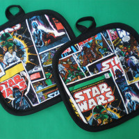 Star Wars Pot Holders limited quantity available