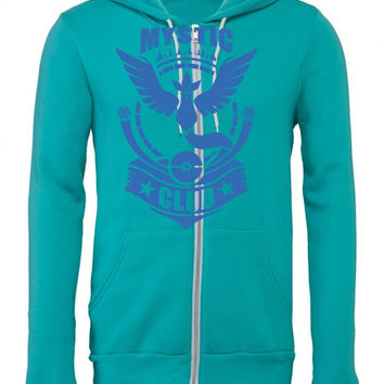Pokemon Mystic Club Zipper Hoodie