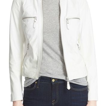 Joie 'Silah' Leather Moto Jacket | Nordstrom