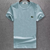 Trendsetter Lacoste  Women Man Fashion Simple Shirt Top Tee