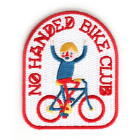 Mokuyobi Threads — No Handed Bike Club Patch