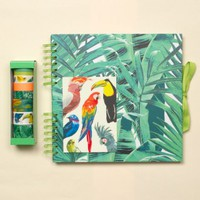 Let's Squawk scrapbook set - NEW - Stationery - New for Summer
