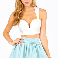 Ex-Factor Crop Top $42