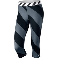Nike Women's Pro Printed Compression Capris | DICK'S Sporting Goods