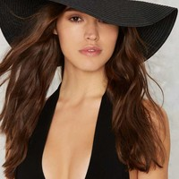 Floppy Right Protection Hat