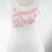 Broadway Merchandise Shop: Broadway Souvenirs and Apparel > Apparel > Grease Summer Lovin' Tank Top