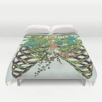 Daydreamer Duvet Cover by Huebucket
