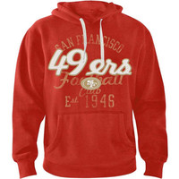 San Francisco 49ers NFL Double Coverage Pull-Over Hoody