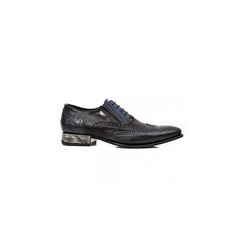Newrock - M-NW136-S7 Shoe Newman Shoes