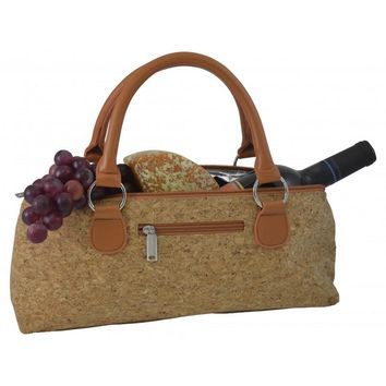 Single Bottle Cork Purse By Chris Stuff
