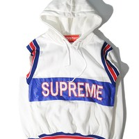 Winter Hats Supreme Pullover Hoodies Unisex Jacket [103861682188]