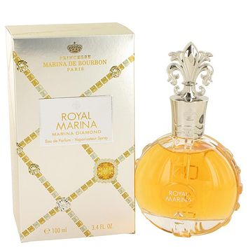 Royal Marina Diamond Perfume By Marina De Bourbon Eau De Parfum Spray FOR WOMEN