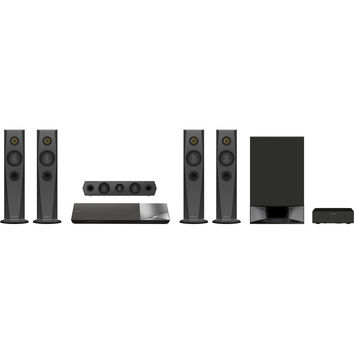 Sony BDVN7200 BDV-N7200W Full HD Blu-Ray Disc Home Theater System