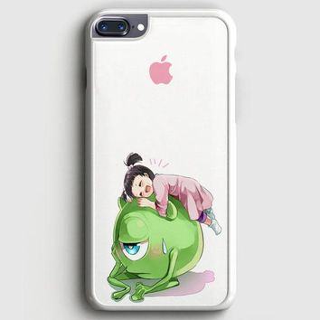 Monster Inc Cute Mike And Boo iPhone 8 Plus Case | casescraft
