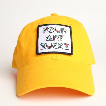 YOUR ART SUCKS HAT