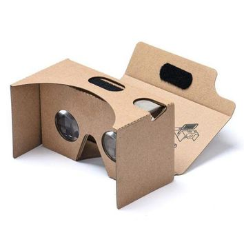 CREYN3C New 3D Google VR 2nd Box Virtual Reality Glasses C