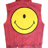 The Logan Denim Vest