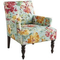 Liliana Armchair - Paint Palette
