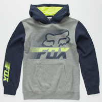 Fox Awaker Boys Hoodie Heather  In Sizes