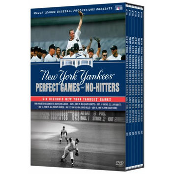 Perfect Games And No-hitters: The New York Yankees Essential Games Of Yankee Stadium