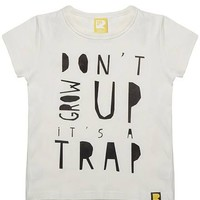 Dont Grow Up Tee - Rock Your Baby