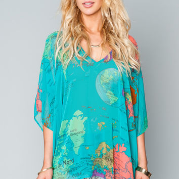 Show Me Your mumu Peta Tunic ~ A Whole Mu World