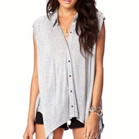 High-Voltage Heathered Shirt