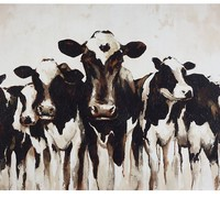 Cattle Call | Canvas | Art by Type | Art | Z Gallerie
