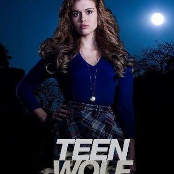 Teen Wolf Mtv Poster Standup 4inx6in