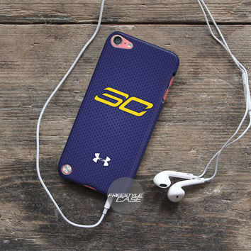 Code SC For Stephen Curry   iPod Case Cover Series