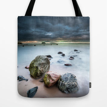 Dead on arrival Tote Bag by HappyMelvin