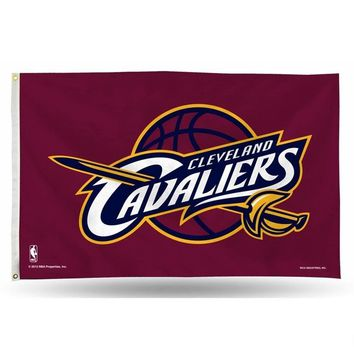 Cleveland Cavaliers Flag 3x5 FT 150X90CM Banner