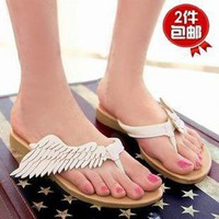 Flip flops flat Roman sandals new sandals | fashion4us