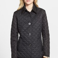 Women's Burberry Brit 'Copford' Quilted Jacket