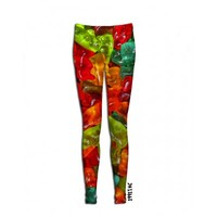 ☮♡ Gummy Bear Leggings ✞☆