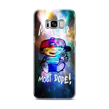 Mac Miller Most Dope Galaxy Nebula Samsung Galaxy S8 | Galaxy S8 Plus case