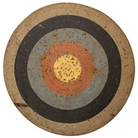 Pre-owned Antique 1920's Archery Target